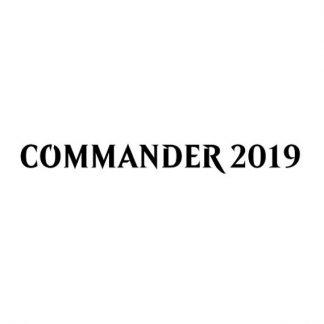 Commander 2019: Flashback